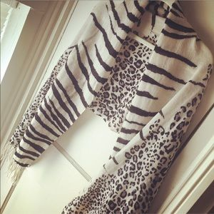 Scarf Coverup